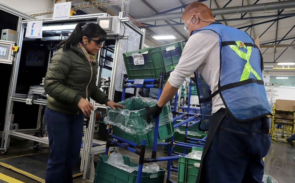 Nuevo Leon maintains positive trend in job recovery