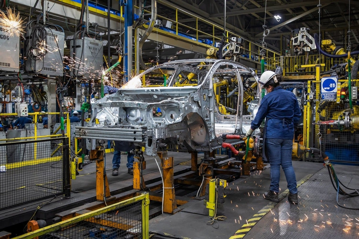 GM to stop production in Mexico again