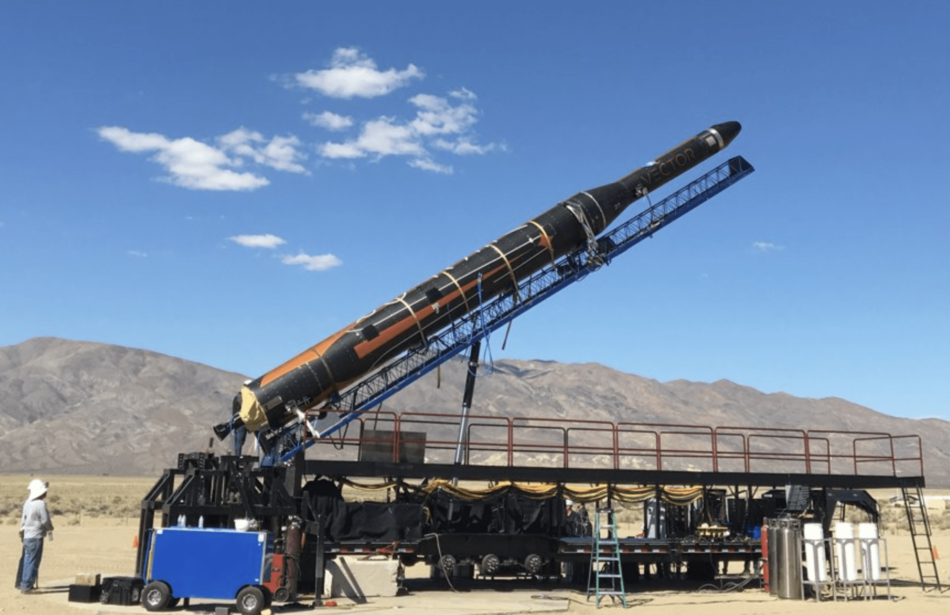 Vector Launch will restart and remain in Tucson