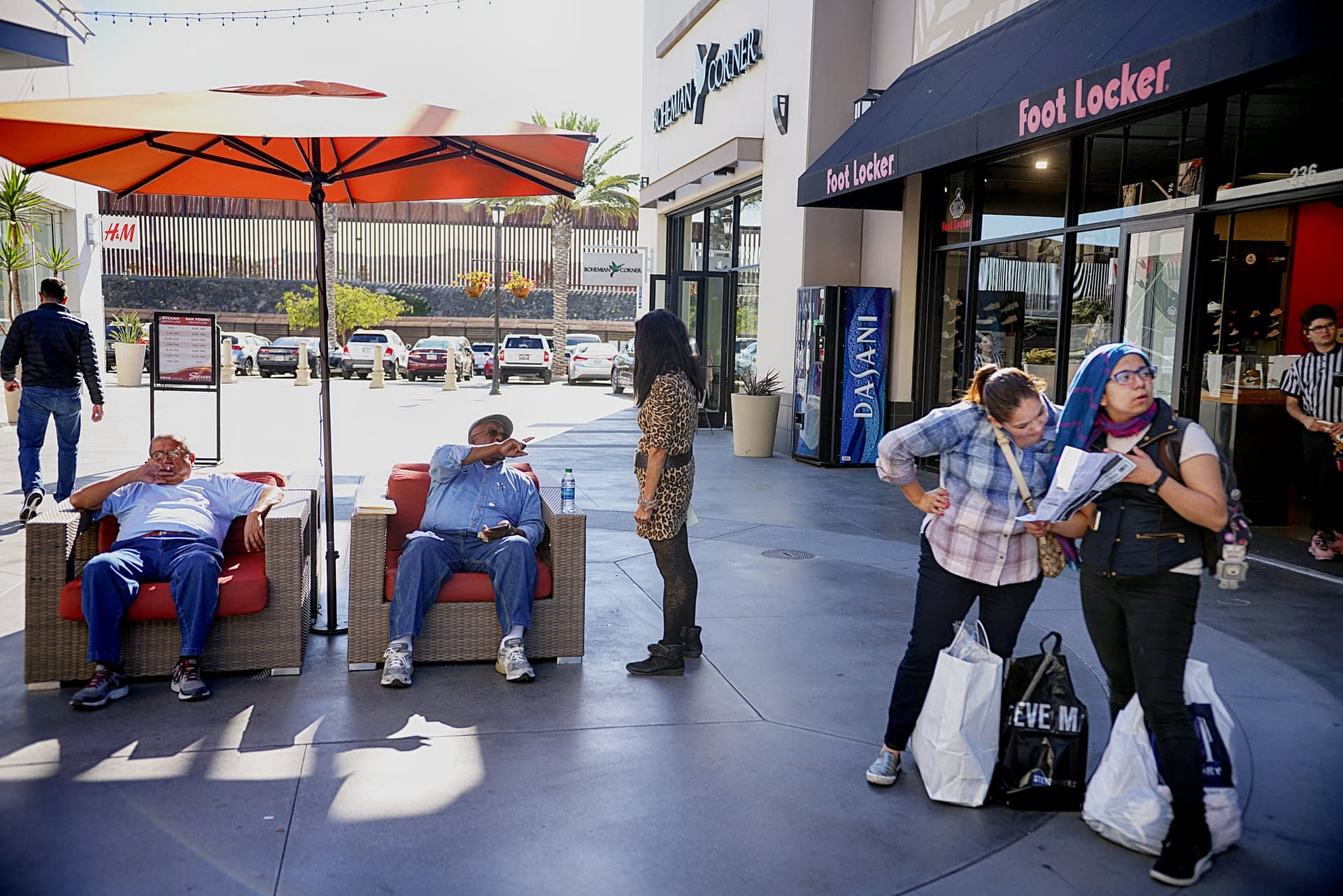 San Ysidro businesses still hurting from closures