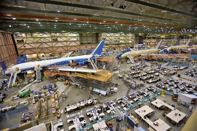Chihuahua will adjust its aerospace production lines