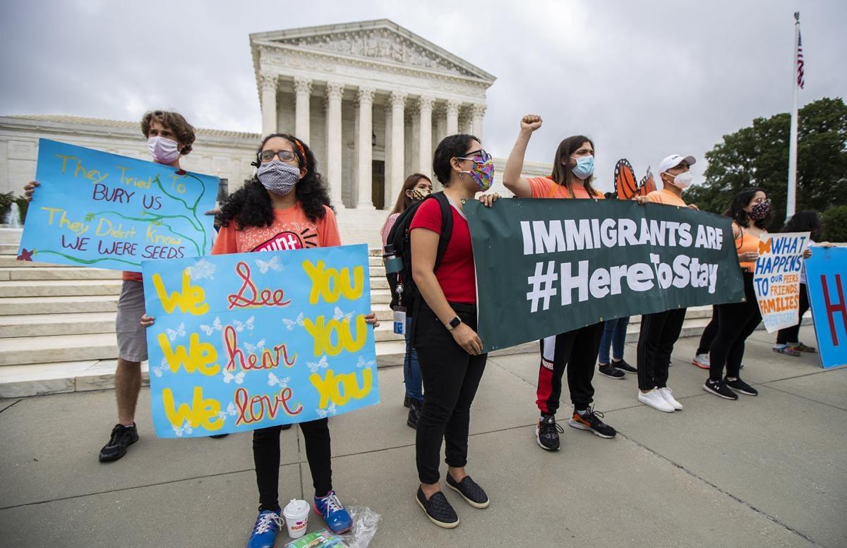 U.S. Supreme Court Blocks Elimination of DACA