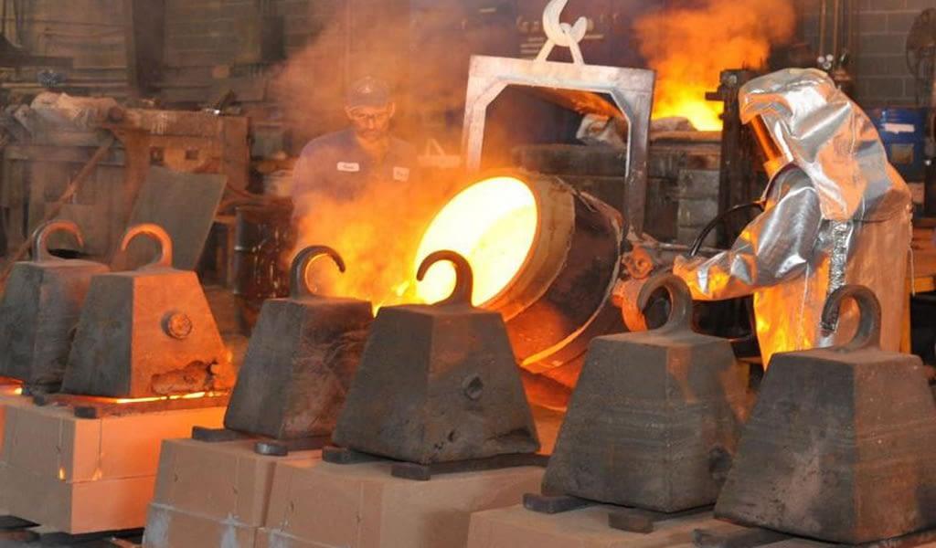 Iron production plummets in Coahuila