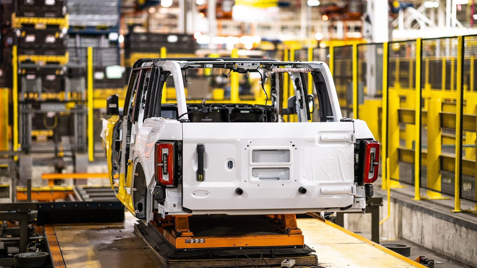 Ford Bronco to boost industry recovery in Sonora