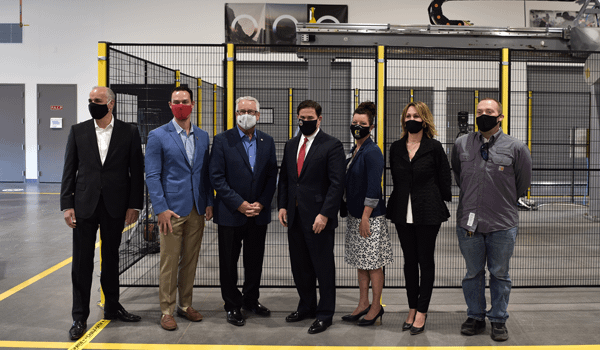 Arizona Launches State-of-the-Art Advanced Manufacturing Training Center