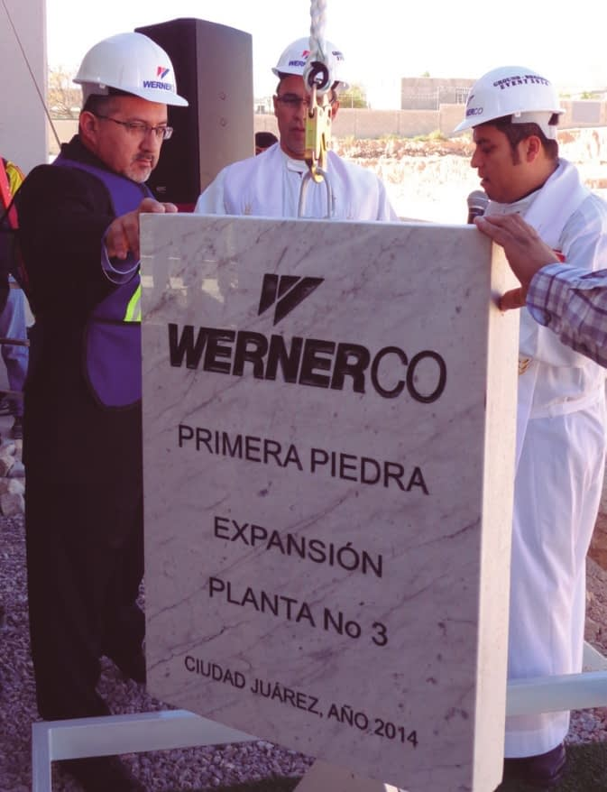 Werner expands its operations and facilities in Juarez