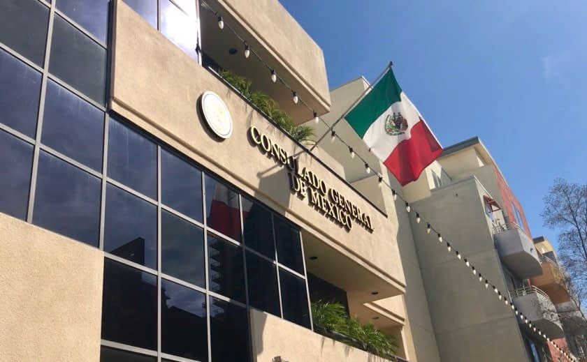Mexico Consulate in San Diego offering free flu shots