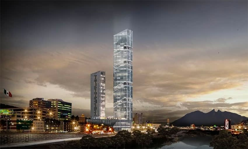 Tower in Nuevo León will be Latin America's tallest