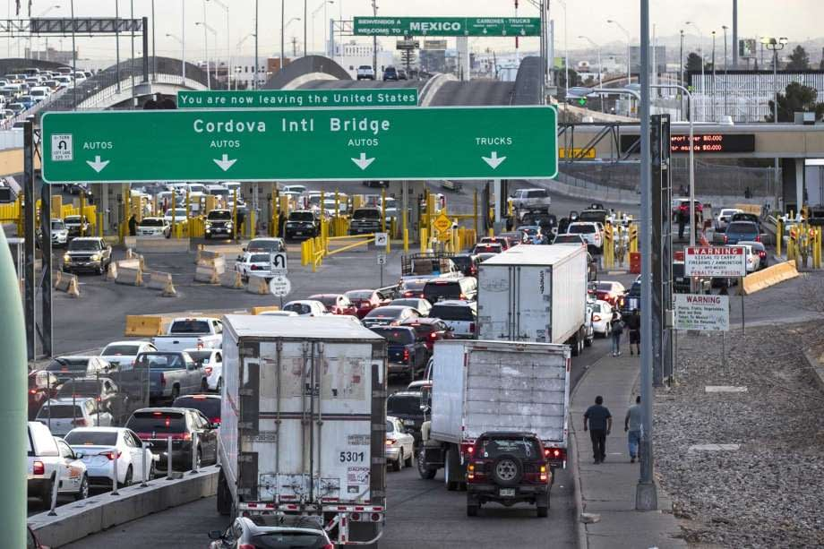 U.S. and Mexico extend border restrictions on nonessential travel