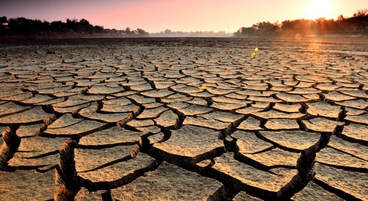 Drought in southern United States affects California and New Mexico