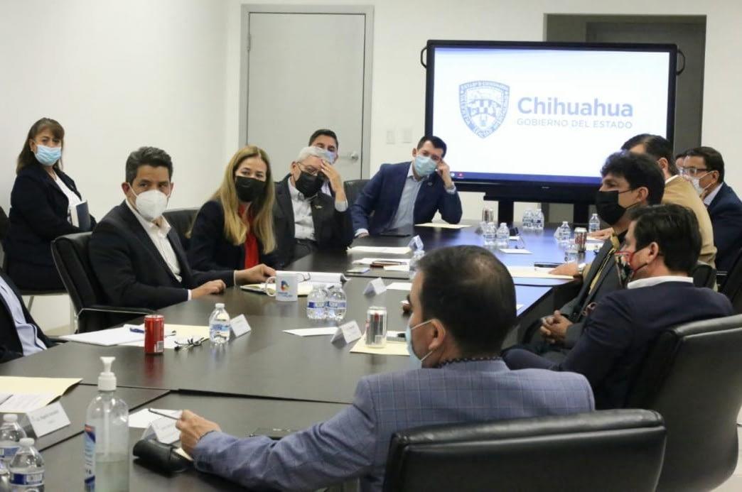 German Ambassador meets with businessmen in Juárez