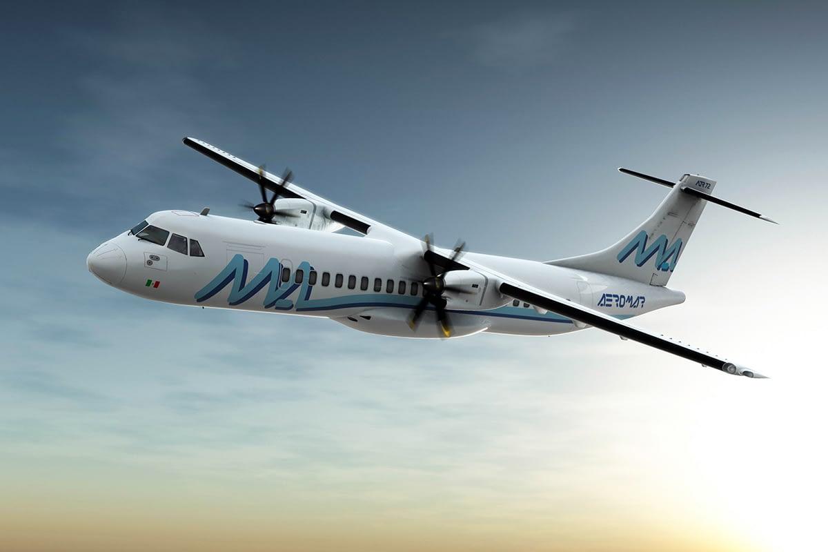 Aeromar announces CDMX-Laredo flight