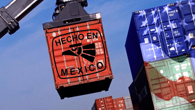 Mexican exports to the U.S. fall 48% in April