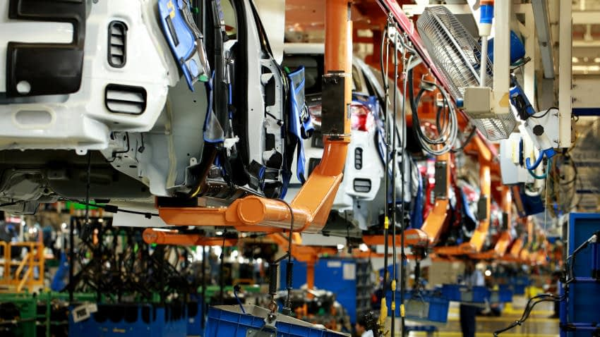 Nuevo León's industry recovered in November