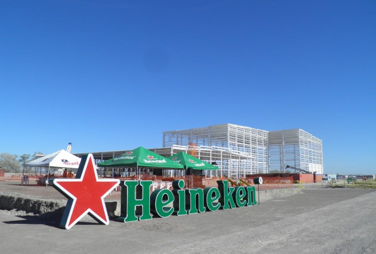 Heineken to invest US$180 million in Baja California