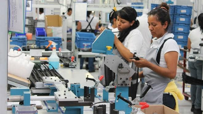 Manufacturing industry increases in Reynosa
