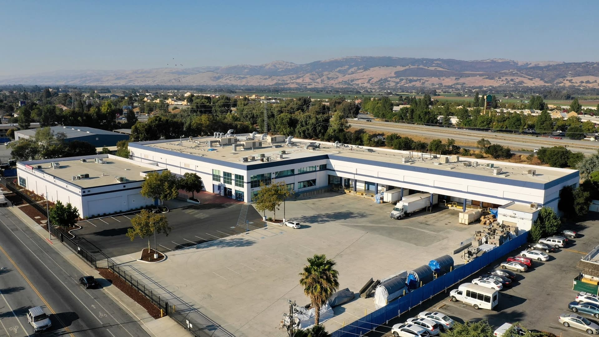 Mohr Capital acquires Crothall Healthcare Industrial Building in California